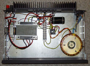 35 Watt Power Amp