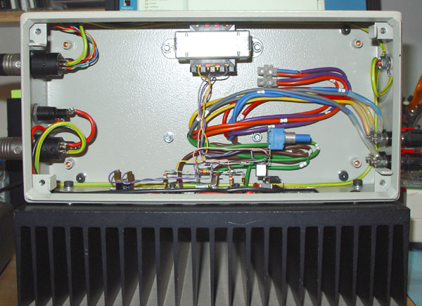 Zero Feedback Transformer Audio Power Amplifier Construction